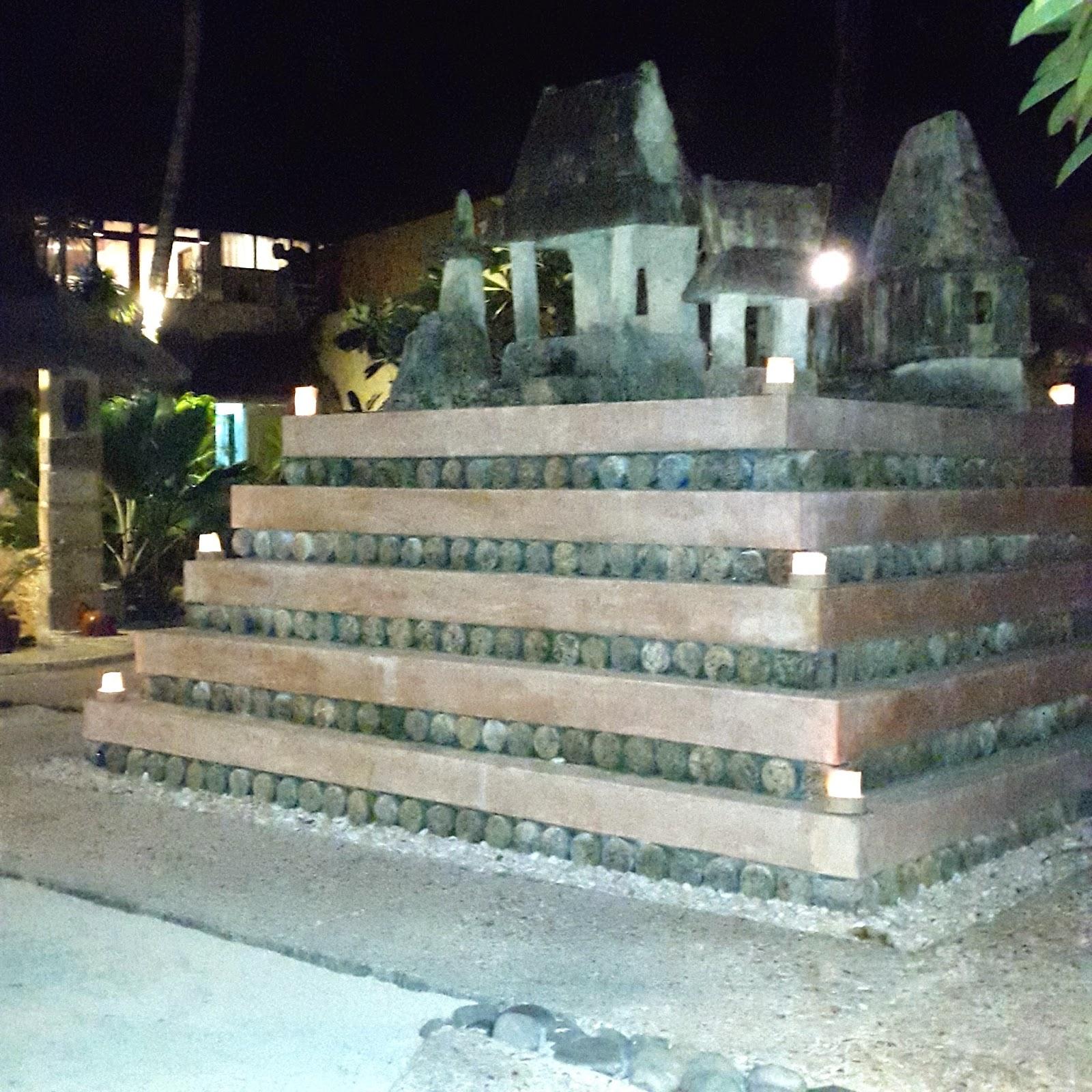 Decoration Novotel Lombok Resort Indonesia