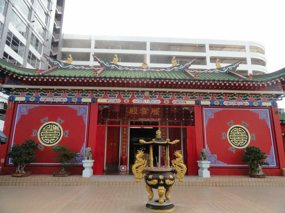 Teng Yun Temple - Bandar Seri Begawan