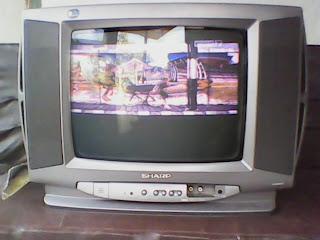 IMELDA Entertainment Cara Service Tv SHARP Data Eep Corrupt