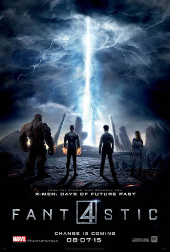Fantastic Four (BRRip 1080p Dual Latino / Ingles) (2015)
