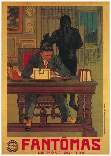 Le mort qui tue 1913 poster