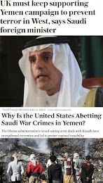 BBC smears China while bolstering Saudi islamofascists - the worst spreaders of hate and terror