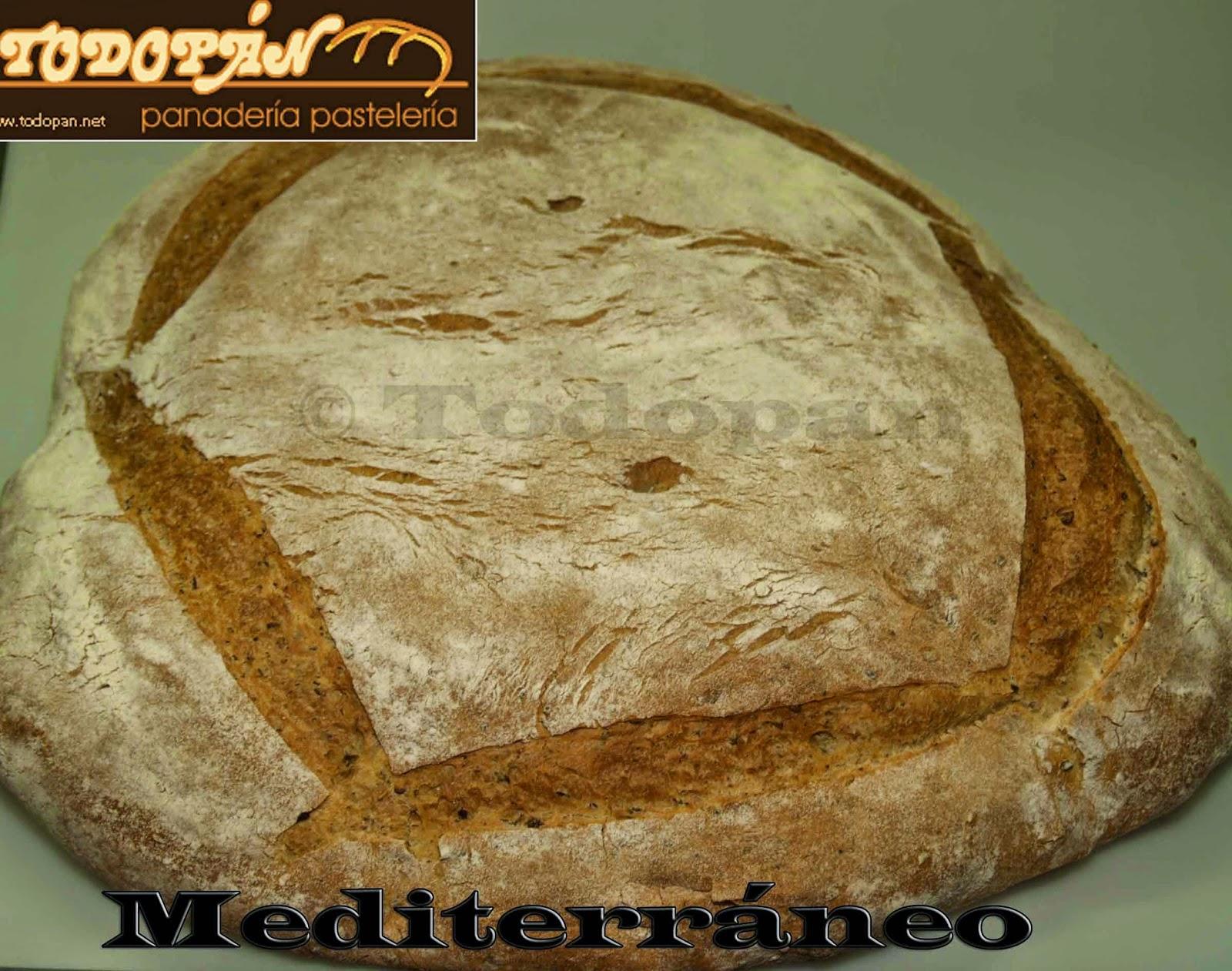 Pan mediterráneo