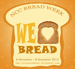 Ikutan juga di NCC Bread Week