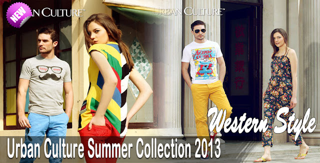 Casual Wear | Urban Culture Summer Collection 2013