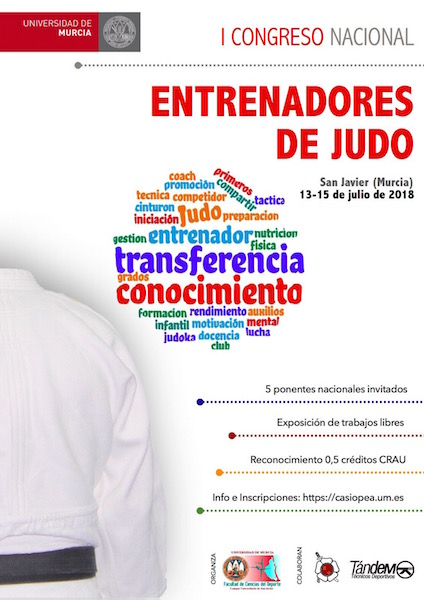 I Congreso Nacional de Entrenadores de Judo