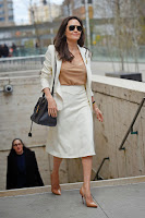 Angelina Jolie seen leaving the Lincoln Center