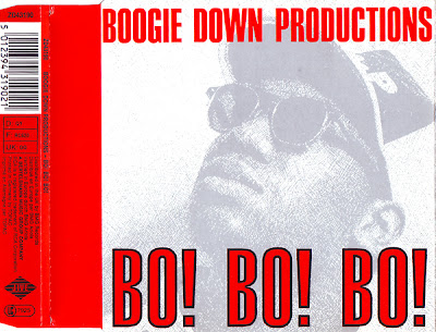 Boogie Down Productions – Bo! Bo! Bo! (CDS) (1989) (320 kbps)