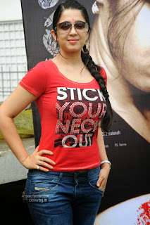 Charmi-Stills-at-Mantra-2-Movie-Opening
