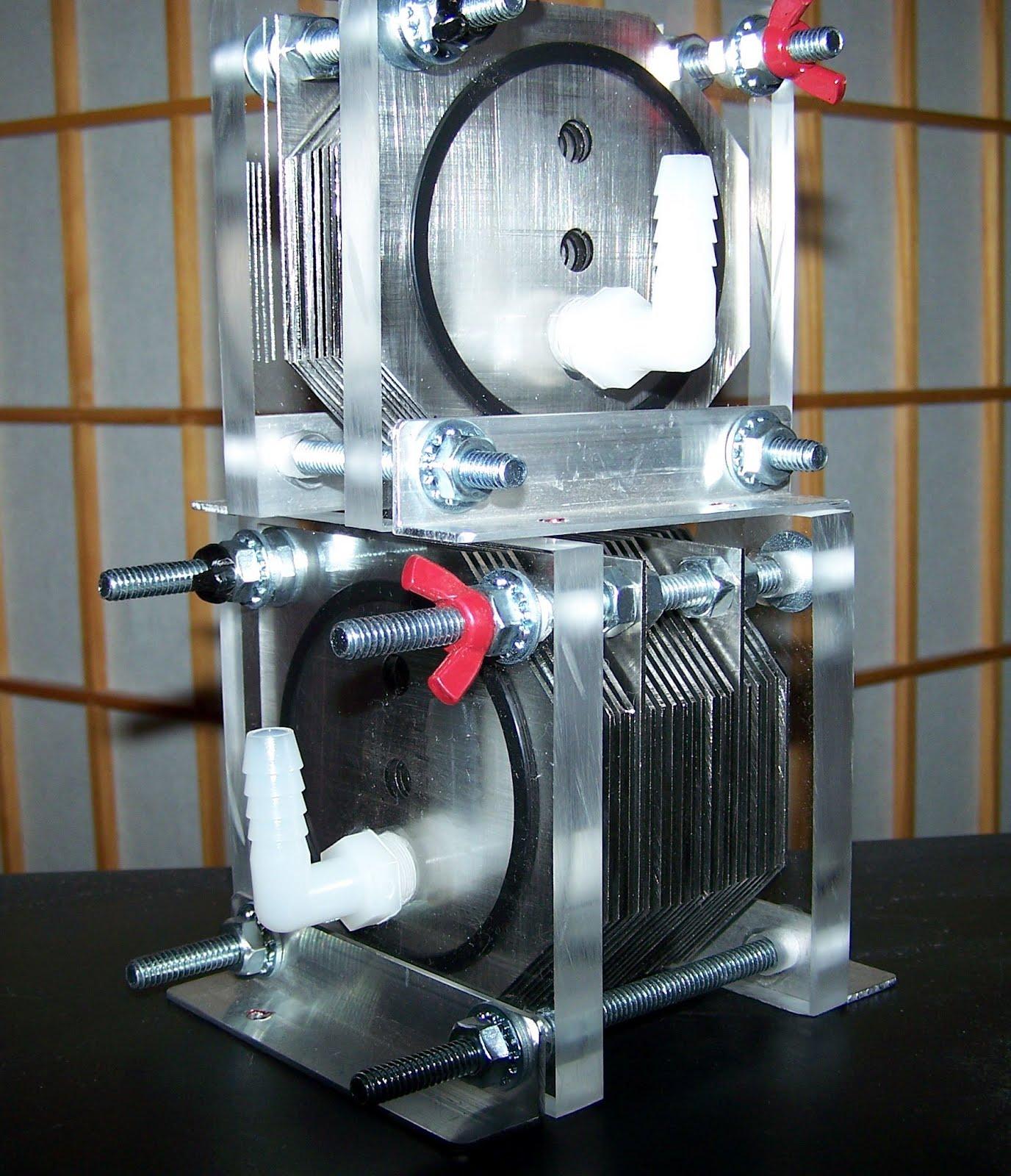 Генератор водорода своими руками. ЧАВО -1 Проект 75