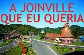 A Joinville que eu queria