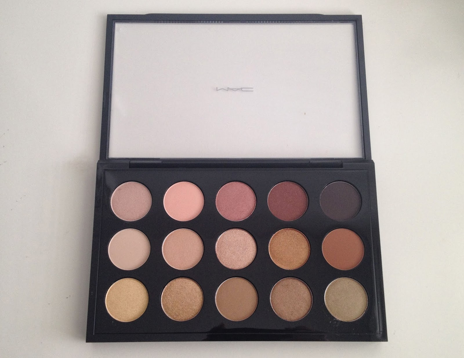 MAC Warm Neutral Eyeshadow Palette