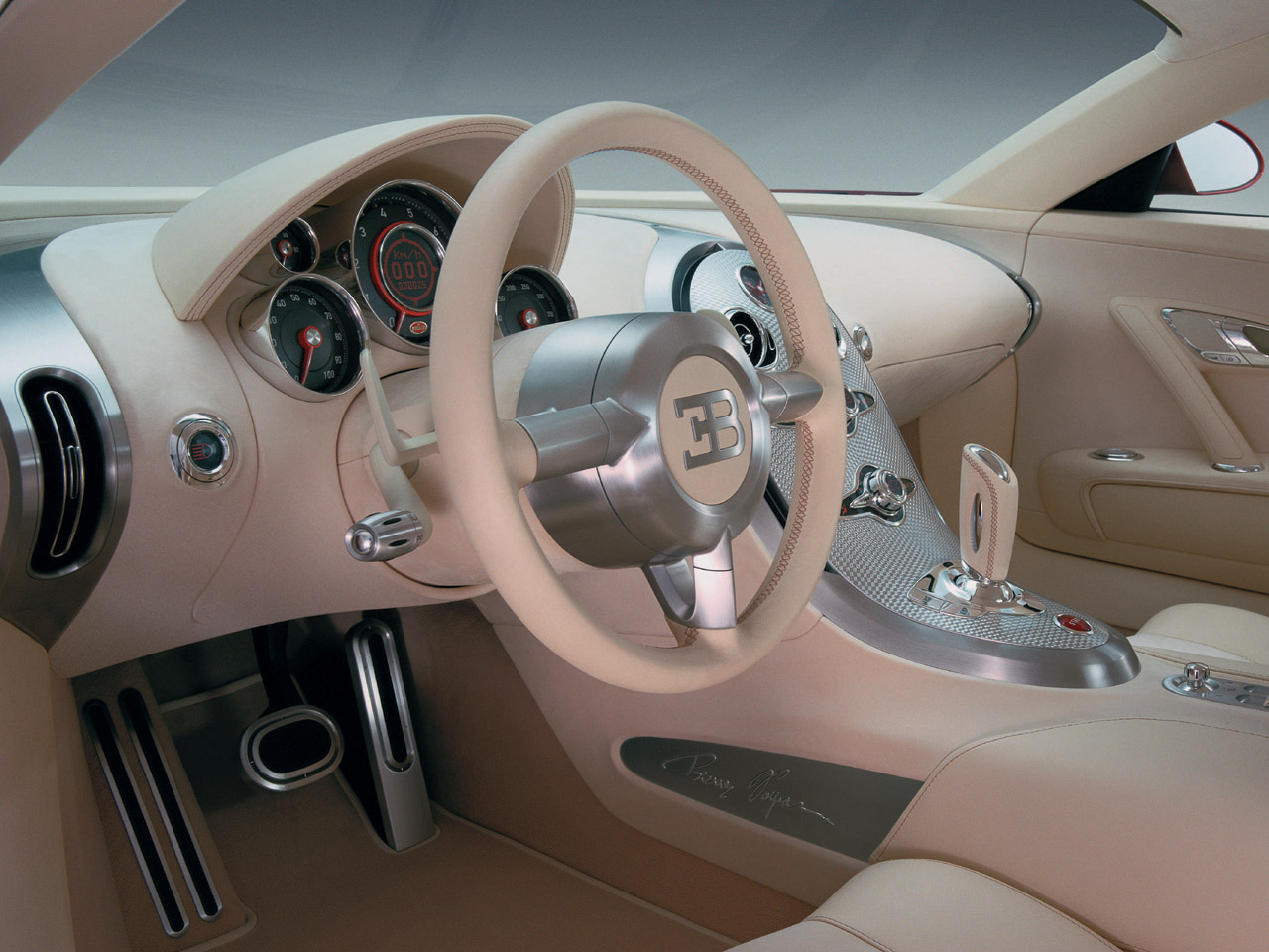 Bugatti veyron interior car models for Interieur voiture de luxe
