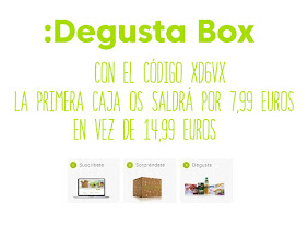 Descuento Degustabox