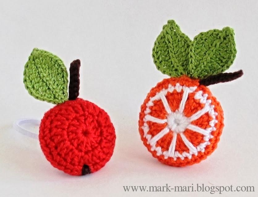 Яблочко и апельсин