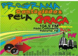 Ouça nossa programação na Kebramar FM