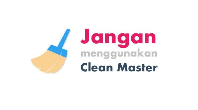 Aplikasi Clean Master Android