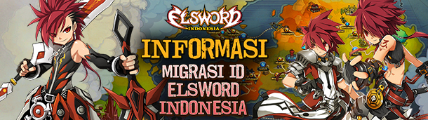Cara Transfer ID Elsword Indonesia