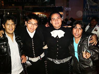 """Ricardo Aguilar y El """"Cholo Juanito"""""""