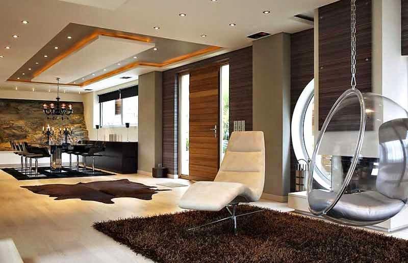 desain interior rumah mewah desain properti indonesia