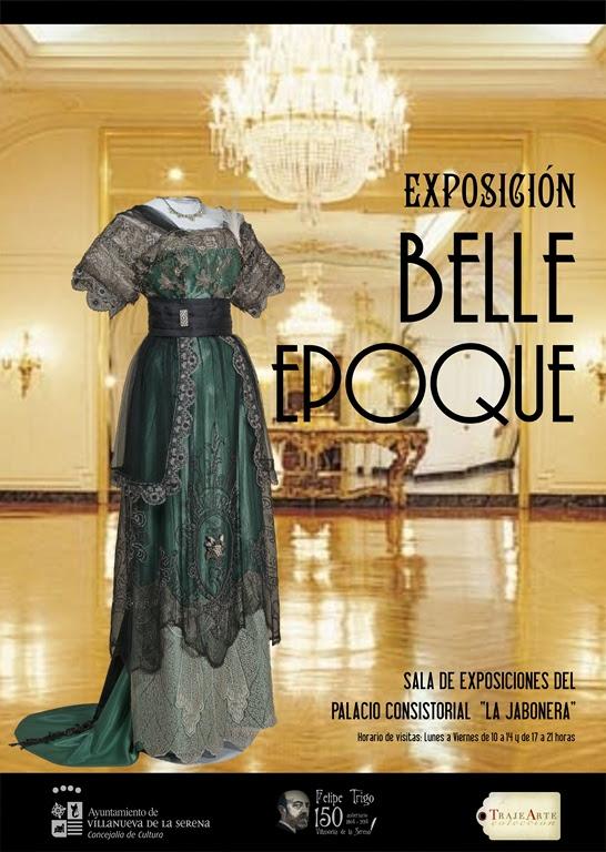 Exposición de trajes