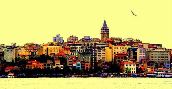istanbul facebook kapak fotosu