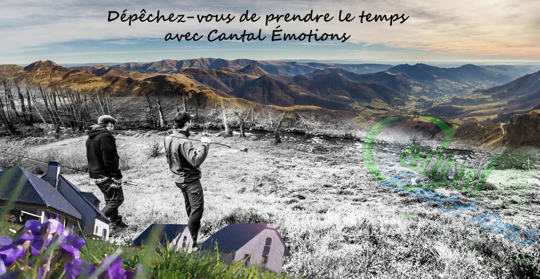ABBA pêche, Guide de pêche, Cantal, Auvergne, Séjour de pêche