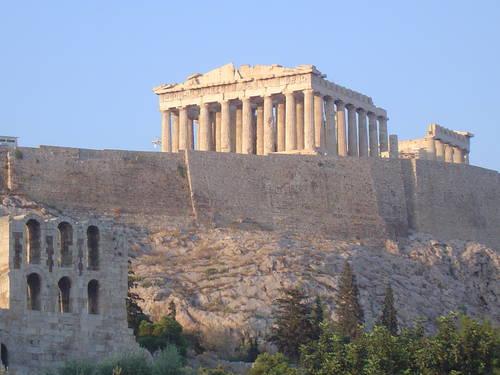 grc artikon tentang arsitektur klasik eropa