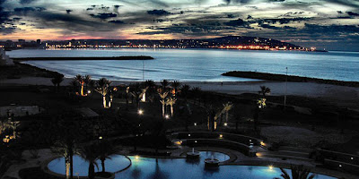Kota Tangier dan Kota Bombay