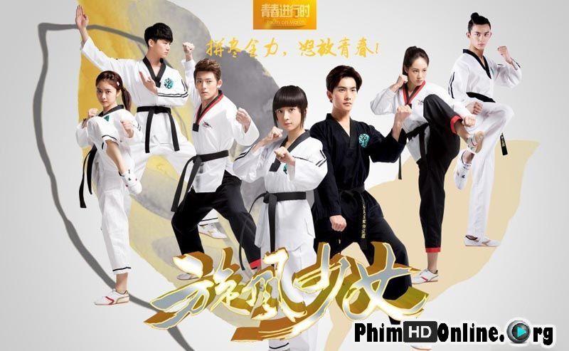 Thiếu Nữ Toàn Phong - The Whirlwind Girl
