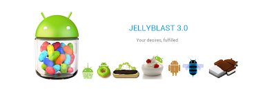 JELLYBLAST V3.0.4 for Galaxy Y GT-S5360