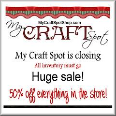 My Craft Spot closing sale