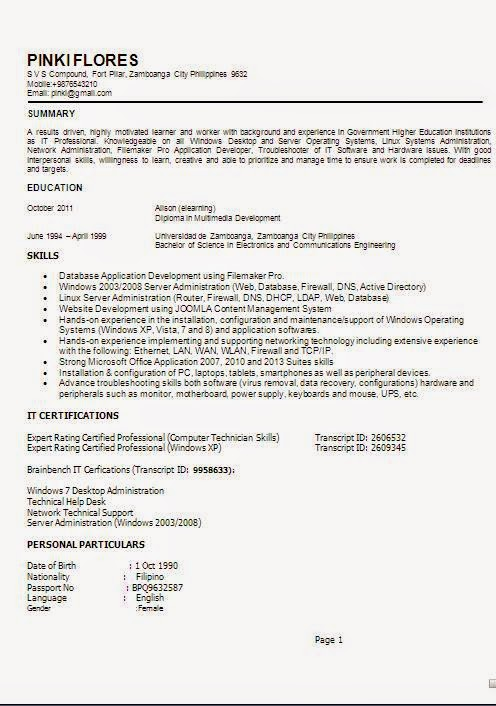 micosoft office 2003 resume templates