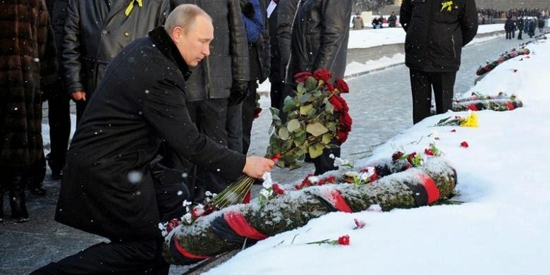 Jerman Minta Maaf atas Pengepungan Leningrad di Perang Dunia II