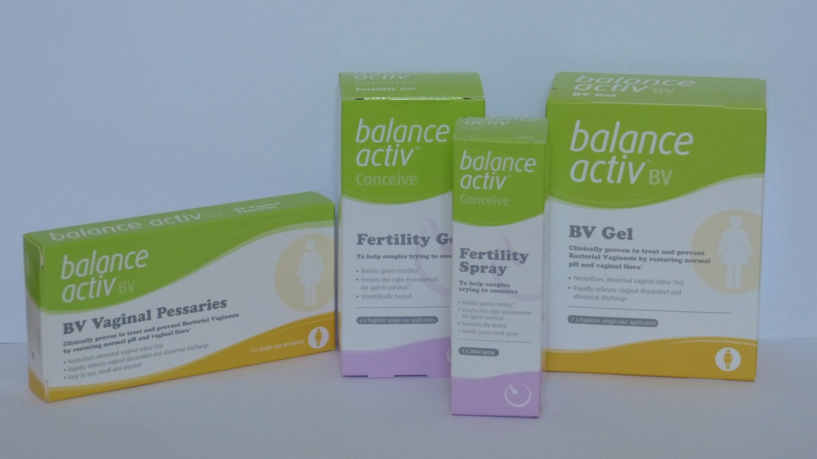Over the counter bv treatment uk