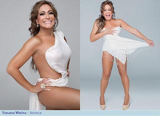 Susana Vieira com (muito) photoshop