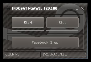 Inject Indosat Ngawel 120.180 15 September 2014