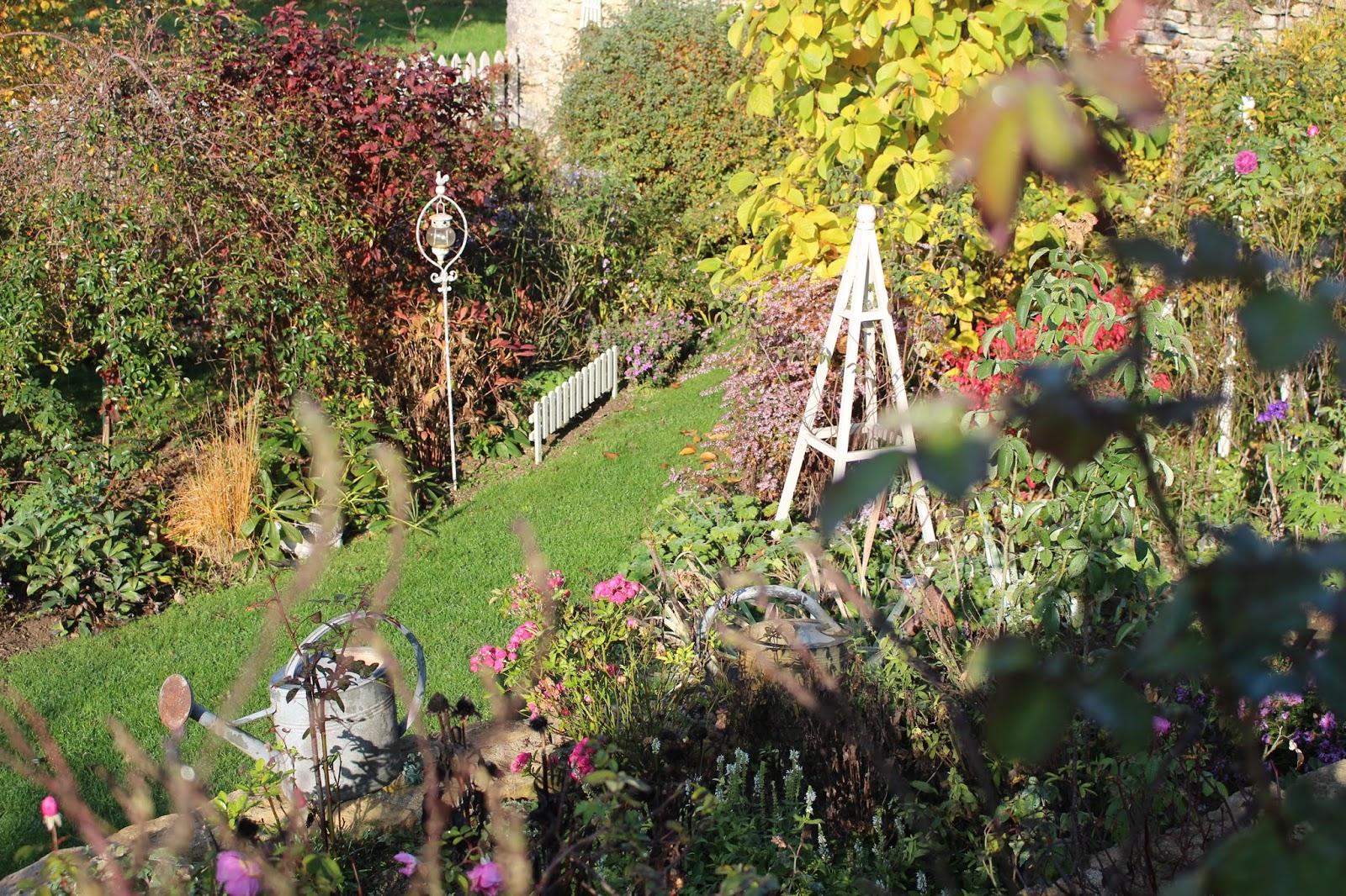 Notre jardin secret le jardin sous l 39 oeil d 39 olivier for Jardin secret 2015