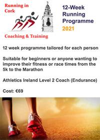 12-week Training Programmes