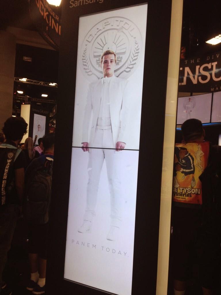 Mockingjay Part 1 Comic-Con Photos