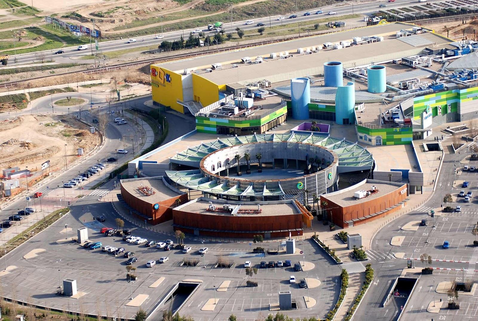 El blog de fns opcion alcorc n for Centro comercial sol madrid