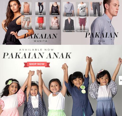 Cara Belanja Baju Online Murah | Tips Wisata Murah: Home