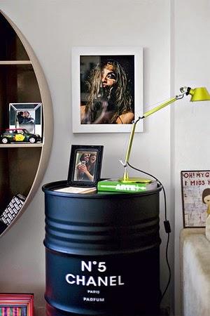 Mesas Auxiliares Recicladas, Muebles Ecoresponsables