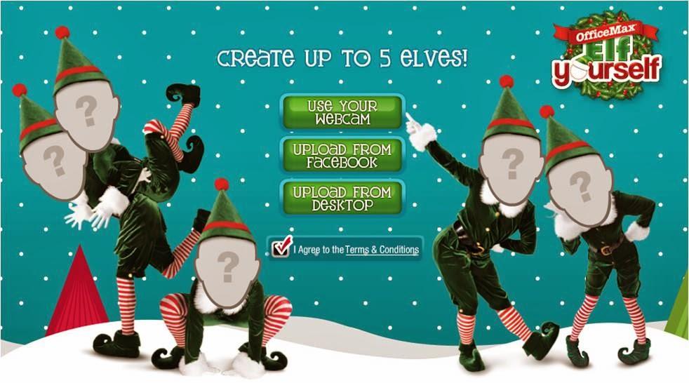elf yourself christmas
