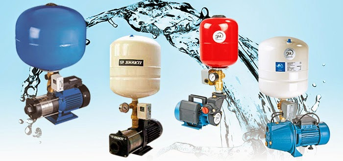 Enjoy improved water pressure with booster pumps - Pumpkart.com