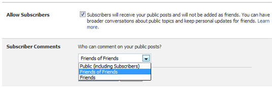 How To Enable Subscribers Button on Facebook