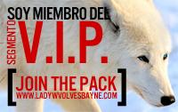 Soy miembro VIP