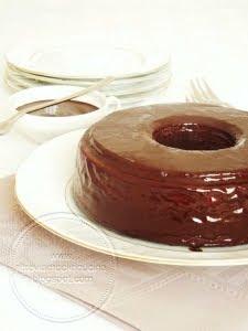 Torta al Cioccolato Senza Uova, Burro, Latte e Lievito