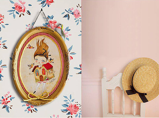 Laliblue complementos vintage