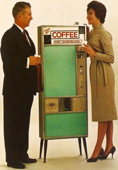 1050s office coffee machine